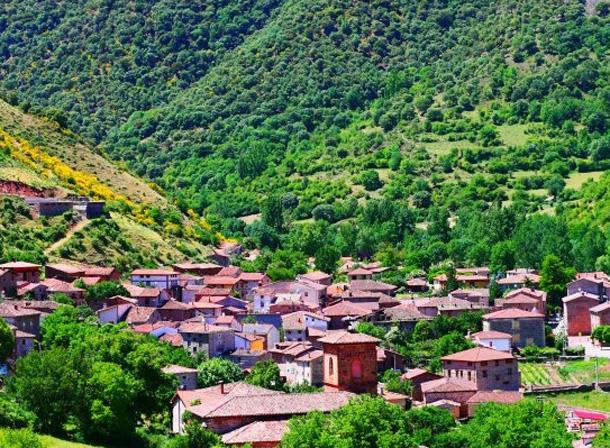 Las Viniegras entran en la lista de los Pueblos más Bonitos de España