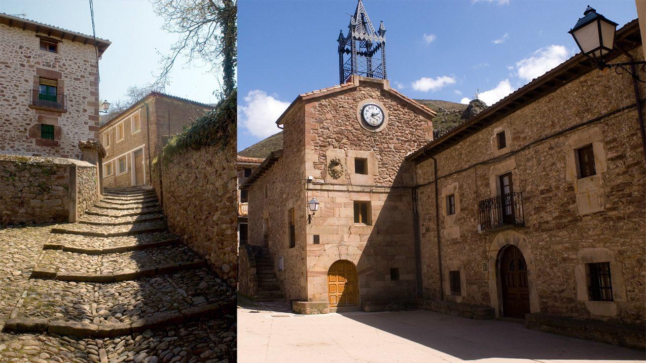 Las Viniegras y otras 9 localidades recibirán en Fitur su acreditación como Pueblos más Bonitos de España