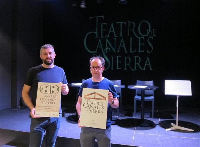 Canales de la Sierra apuesta por la cultura con un festival de teatro que contará con Pepe Viyuela como padrino